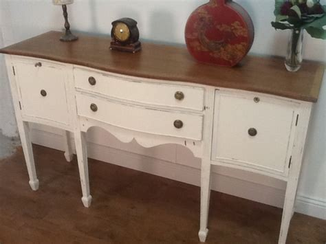 restored shabby chic furniture shabby chic restored six legged hall table sideboard in ballymount dublin from vantageps