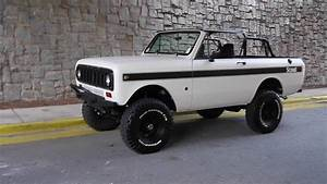 1979 International Harvester Scout Ii For Sale