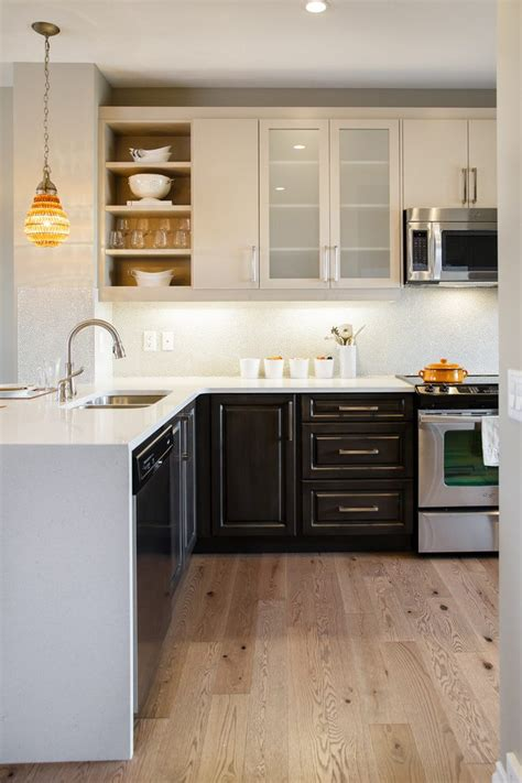kitchen cabinets light lower lower cabinets white kitchen transitional with 9161