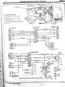 1991 Lincoln Mark 7 Wiring Diagram