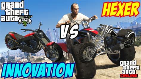 Lcc Innovation Vs Lcc Hexer