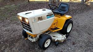 Cub Cadet 1811 - In The Beginning
