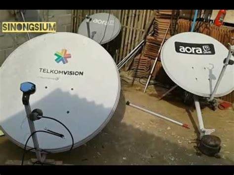 tv gratis ninmedia cara memasang lnb ku band cinasat 11dan ses 9