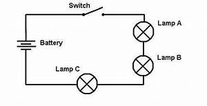 What is a circle with a x in a circuit diagram quora for How to wire switches in series circuit diagram image