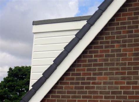 dry verge  caps northern roofline