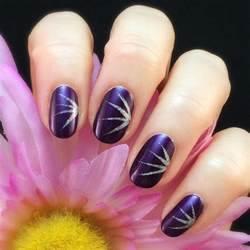 Simple short nail art designs ideas design trends premium psd