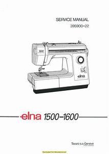 Elna 1500