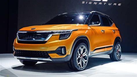 Signature Kia by Kia Signature Concept Hints At New Global Compact Suv