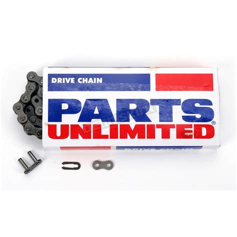 parts unlimited 530 heavy duty chain t530h106 motorcycle