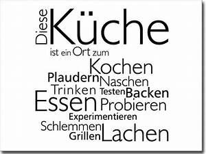 Wandtattoo Küche Bilder : die besten 17 ideen zu k chenspr che auf pinterest k chenzitate und k chenschilder ~ Sanjose-hotels-ca.com Haus und Dekorationen