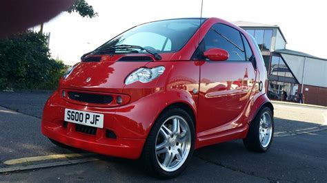 smart fortwo 450 smart brabus fortwo quot edition quot 450 in stunning condition all ebay