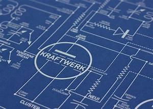 Electronic Music Circuit Board Poster  U2013 Electronic Sound