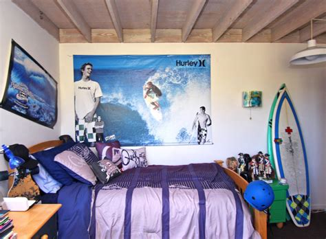 teen boy room beach style kids orange county