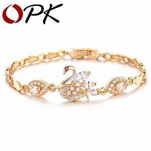 Aliexpress.com : Buy OPK Luxury AAA Zircon Crystal Women ...