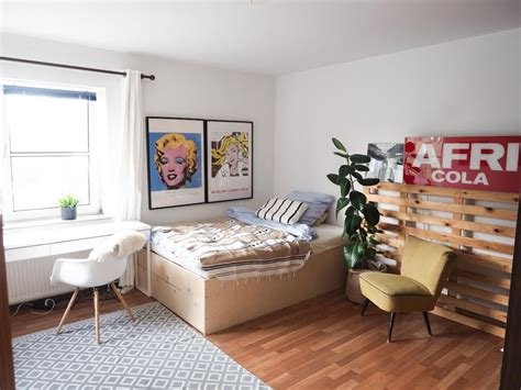 Haus Mieten Ahlen by Sch 246 Nes Zimmer Mit Moderner Einrichtung Dunklem