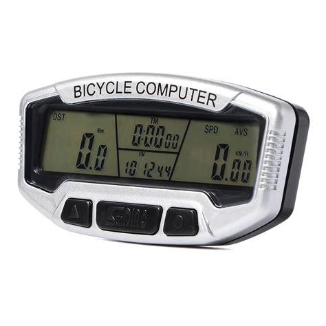 Sunding Bicycle Accessories Digital Bike Computer Lcd