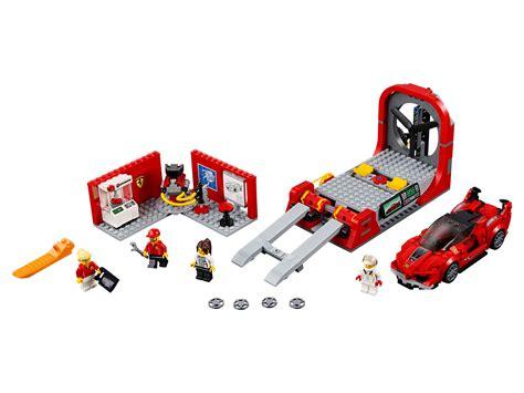 Free delivery for many products! LEGO® Speed Champions - Ferrari FXX K & Entwicklungszentrum 75882 (2017) | LEGO® Preisvergleich ...