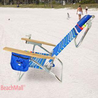 reclining folding beach chair on popscreen