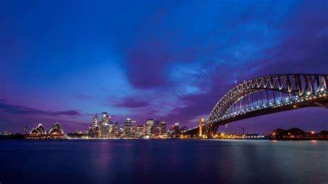 Hintergrundbilder Sydney At Sunset  My Hd Wallpapers