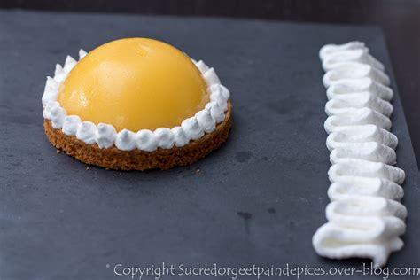 chalumeau pour cuisine ma tarte au citron meringuée en dôme individuel sucre d