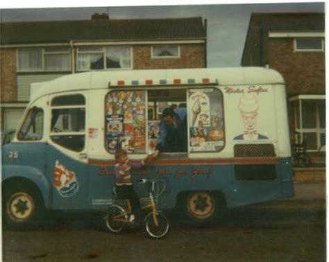 ice cream trucks  changed frozen tuna snacks