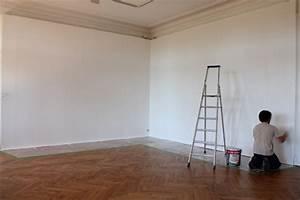 peindre un mur en blanc wekillodorscom With peindre un mur en blanc