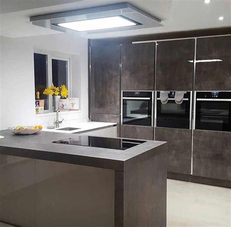 domestic kitchen electrics appliances lights sockets
