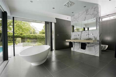 Modern Bathroom Ensuite by Minosa Elements Of The Modern Bathroom Pt2 Freestanding