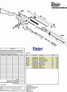Daisy Model 95 Repair Manual