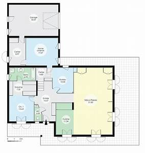 maison familiale pour primo accedants detail du plan de With faire plan de sa maison 2 maison pour primo accedants detail du plan de maison