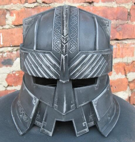The Hobbit Dwarve Armor Template by Lotr Papercraft And Lord On Pinterest
