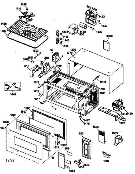 ge microwave part bestmicrowave