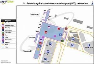 Airport Maps  Charts  Diagrams - Pulkovo Airport