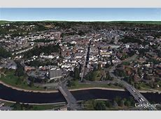 Exeter in 3D on Google Maps and Google Earth!