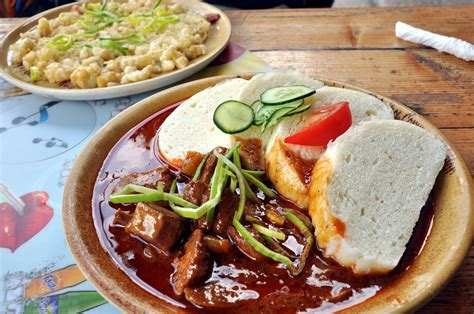 bratislava cuisine image gallery slovak food