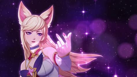 Guardian Animated Wallpaper - a new horizon guardian ahri animated trailer