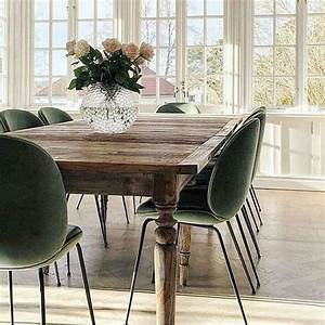 Gubi - Beetle Dining Chair - Products - Minima