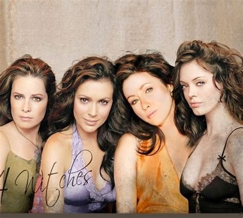 Charmed Four Sisters TV Show