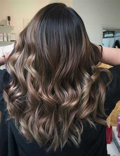 light ash brown with highlights black hair with ash brown highlights brown hairs