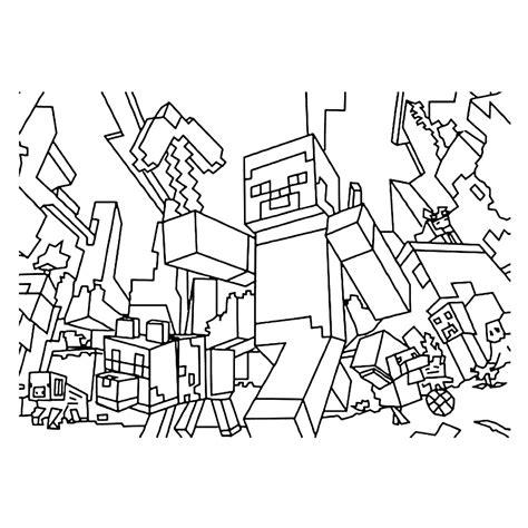 Roblox Jailbreak Kleurplaat by Leuk Voor Kleurplaat Minecraft Minecraft Coloring