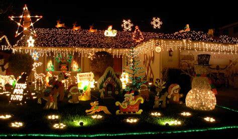 christmas lights sunnyvale severns pease display