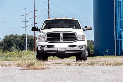 Led Light Bar Mounts Dodge Ram by Dodge 20 Inch Led Light Bar Bumper Mounts 03 18