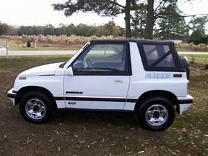 Suzuki Sidekick 4x4 Convertible Tracker Suv Jeep Towing
