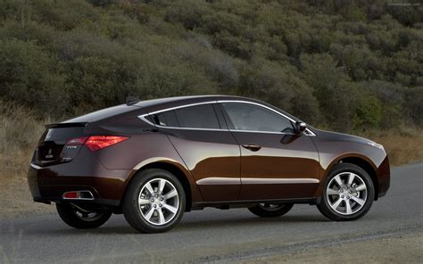 Zdx Acura by Acura Zdx 2011 Widescreen Car Wallpapers 14 Of 50