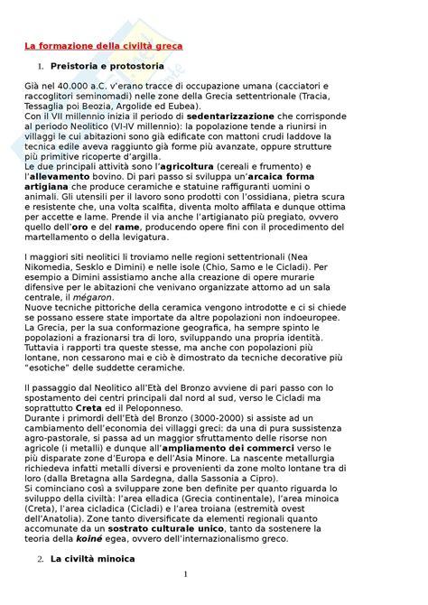 Riassunto Delle Guerre Persiane by Rivolta Ionica E Guerre Persiane