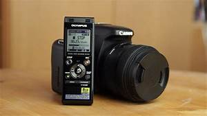 Why To Get An External Audio Recorder For Videography