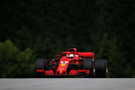 Enter the world of formula 1. Formula 1: Sebastian Vettel penalized after Austrian Grand Prix qualifying