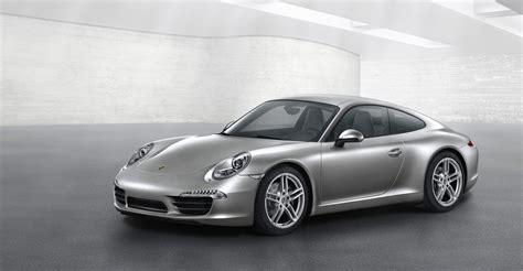 New Porsche 911 Pictures