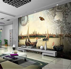 compare prices on italian wallpaper online shopping buy With markise balkon mit italian style tapeten