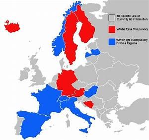 Winter Tyres: EU Laws & Legislation | Blackcircles.com